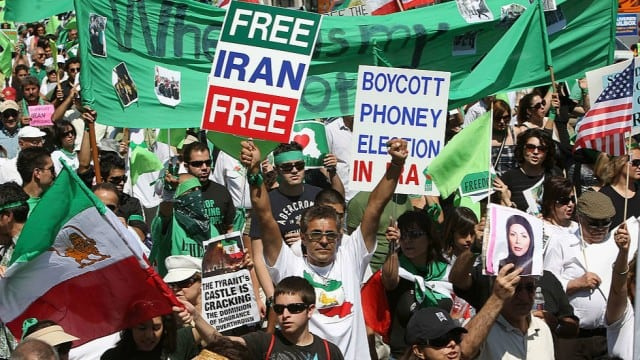New U.S. Sanctions on Iran show support for people of iran