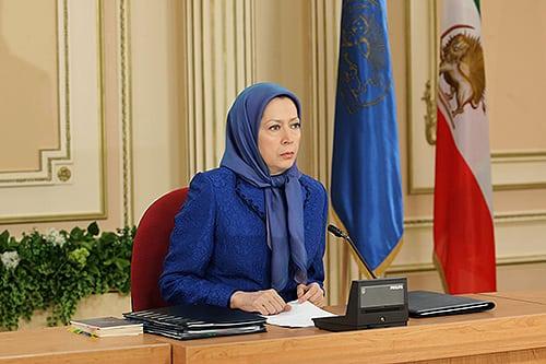 Maryam Rajavi Welcomes President Trump's Remarks on Regime Change in Iran